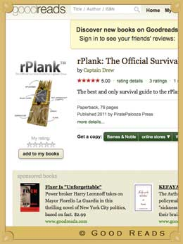 Reviews of rPlank: The Official Survival Guide